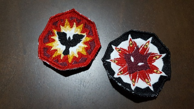 Ninefox Patches