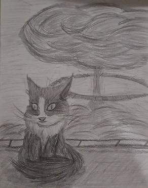 Cat and Bomb